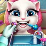 اسنان القطة انجيلا
